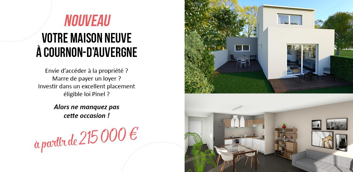 Vente maison neuve moins de 5 ans latest maison plainpied for Vente de maison neuve